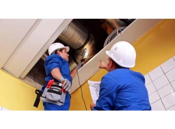 Монтажник систем вентиляции и пневмотранспорта