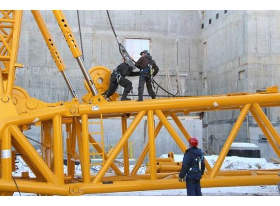Монтажник строительных машин и механизмов